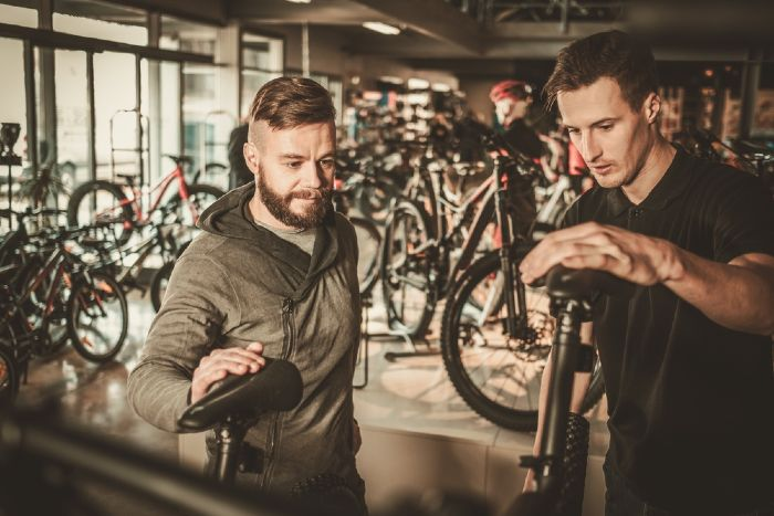 faire le business plan d'un magasin de vélo