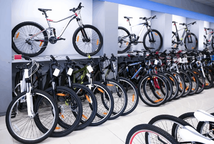 how to take over a bike shop