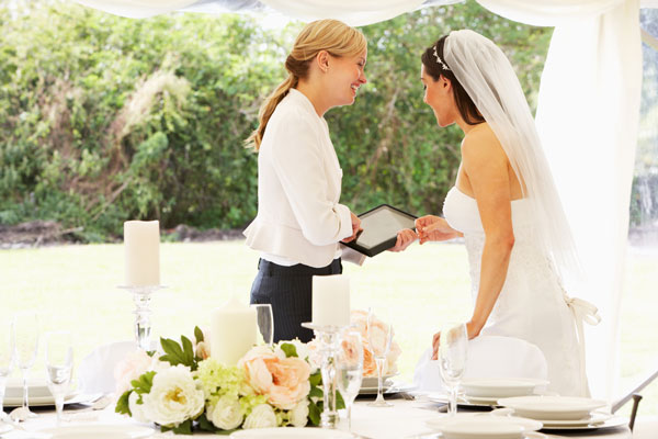 Business plan wedding planner
