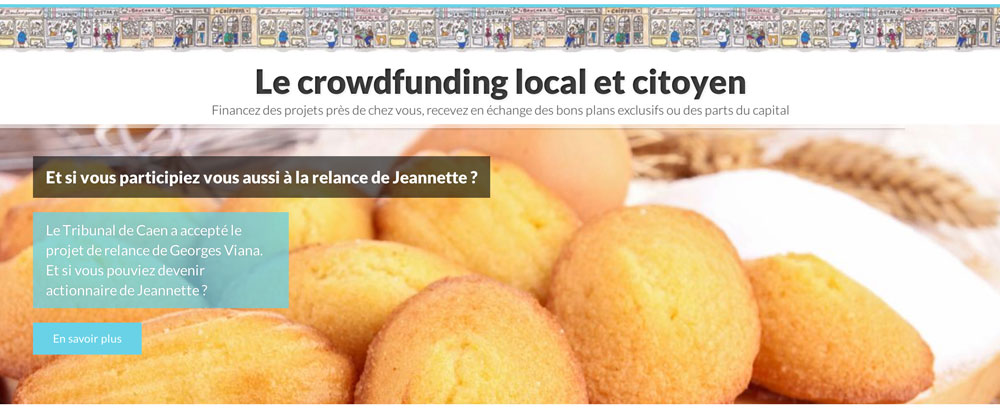 BulbInTown plateforme de crowdfunding local